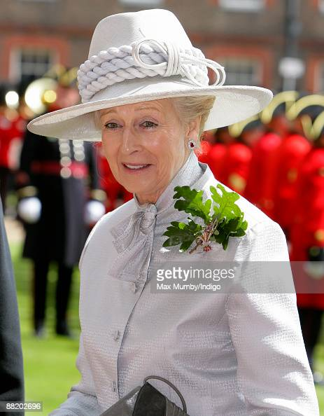 HRH Princess Alexandra of Kent attends the annual Founders Day Parade at Royal Hospital Chelsea on June 4 2009 in London England