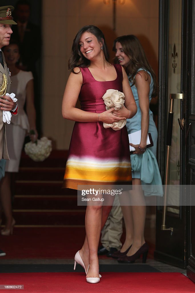princess-alexandra-of-luxembourg-departs-the-civil-wedding-of-prince-picture-id180902472