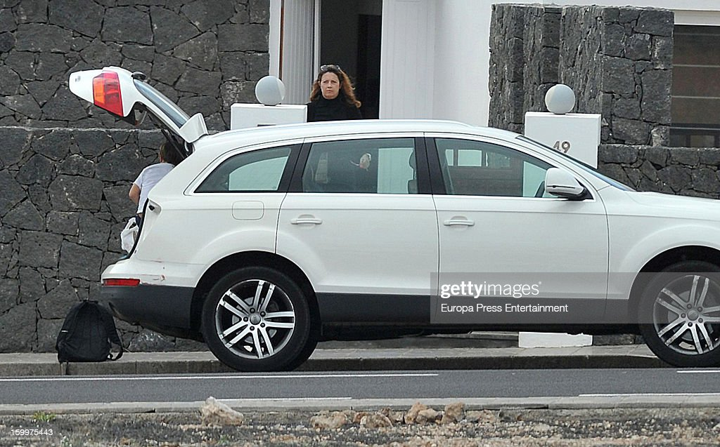 <a gi-track='captionPersonalityLinkClicked' href=/galleries/search?phrase=Princess+Alexia+of+Greece&family=editorial&specificpeople=160223 ng-click='$event.stopPropagation()'>Princess Alexia of Greece</a> and her kids are seen arriving at home on January 21, 2013 in Lanzarote, Spain.