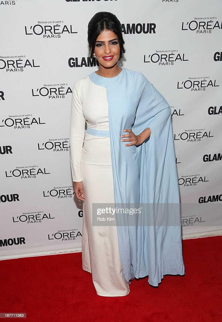 Princess Ameera al-Taweel attends the Glamour Magazine 23rd annual Women Of The Year gala on November 11, 2013 in New York, United States.