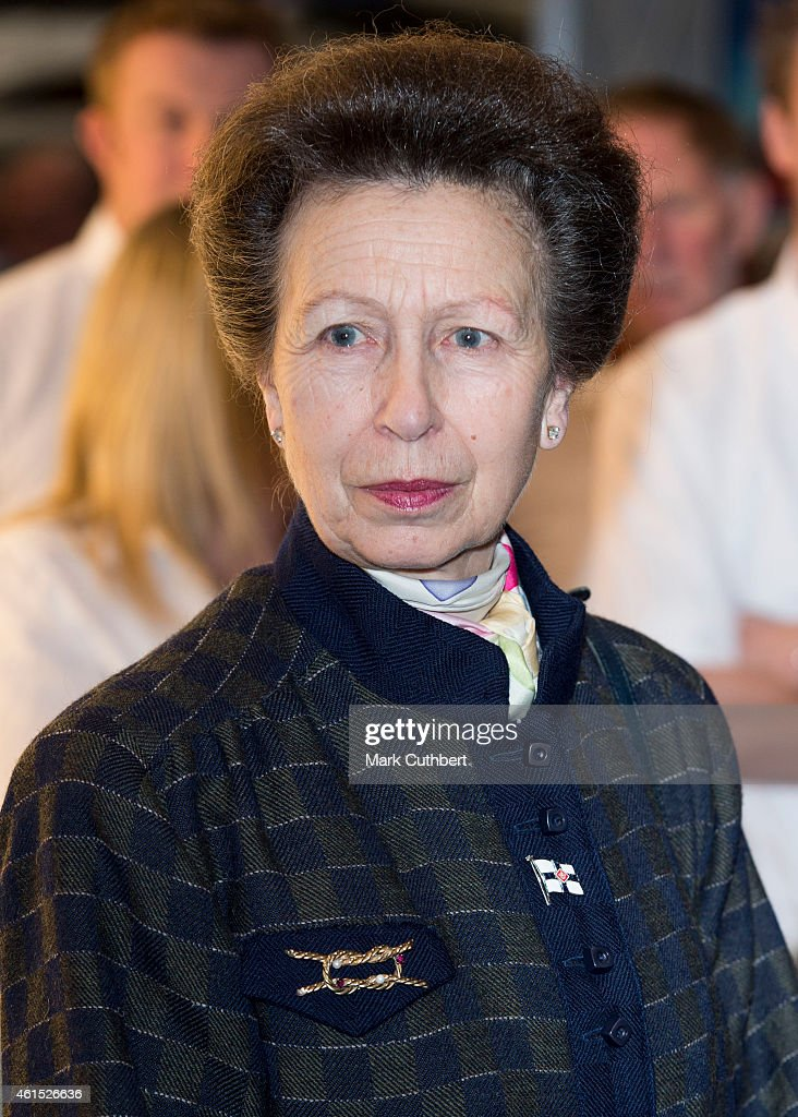 <a gi-track='captionPersonalityLinkClicked' href=/galleries/search?phrase=Princess+Anne+-+Princess+Royal&family=editorial&specificpeople=11706204 ng-click='$event.stopPropagation()'>Princess Anne</a>, Princess Royal attends the London Boat Show at ExCel on January 14, 2015 in London, England.
