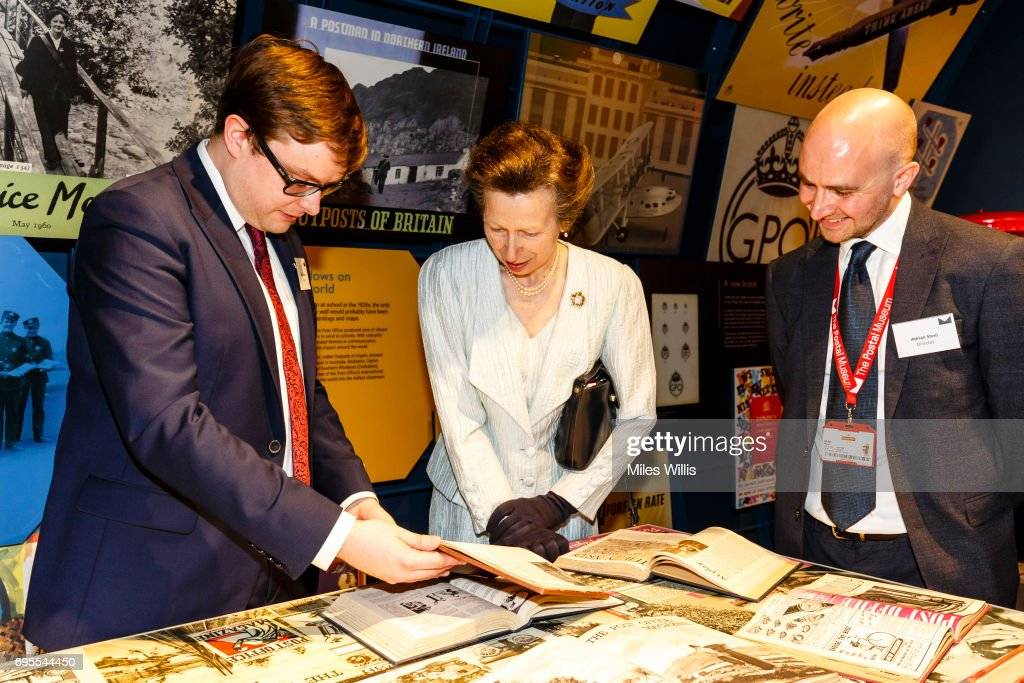 princess-anne-princess-royal-tours-the-postal-museum-during-her-visit-picture-id695544450