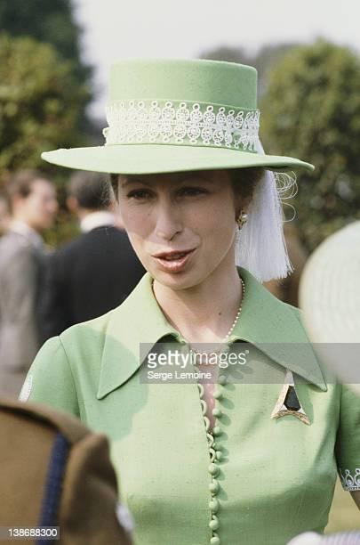 Princess Anne the Princess Royal circa 1978