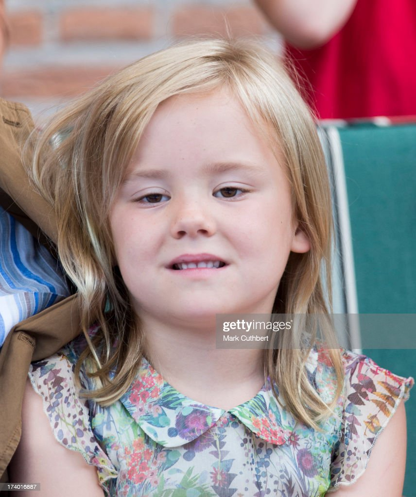 <a gi-track='captionPersonalityLinkClicked' href=/galleries/search?phrase=Princess+Ariane+of+the+Netherlands&family=editorial&specificpeople=4586156 ng-click='$event.stopPropagation()'>Princess Ariane of the Netherlands</a> attends the annual Summer photocall at Horsten Estate on July 19, 2013 in Wassenaar, Netherlands.