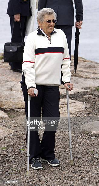 Princess Astrid Attends Queen Sonja Of Norway'S 70Th Birthday CelebrationsVisit To The Lindesnes Lighthouse