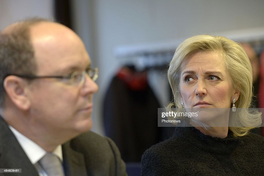 <a gi-track='captionPersonalityLinkClicked' href=/galleries/search?phrase=Princess+Astrid+of+Belgium+-+Born+1962&family=editorial&specificpeople=674584 ng-click='$event.stopPropagation()'>Princess Astrid of Belgium</a> attends an event to pass her role as honorary president of the European Organisation for Research and Treatment of Cancer (EORTC) to Prince Albert of Monaco on January 24, 2014 in Brussels, Belgium.