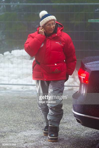 Princess Astrid of Norway attends the FIS World Cup Nordic Ski Festival at Holmenkollen on February 7 2016 in Oslo Norway