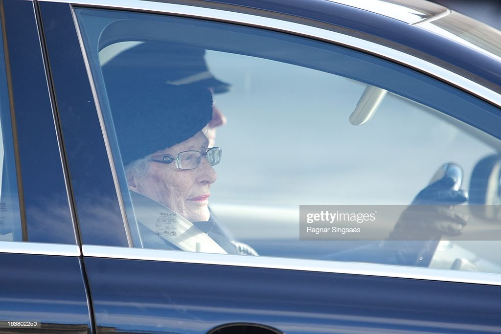 <a gi-track='captionPersonalityLinkClicked' href=/galleries/search?phrase=Princess+Astrid+of+Norway+-+Born+1932&family=editorial&specificpeople=160228 ng-click='$event.stopPropagation()'>Princess Astrid of Norway</a> attends the funeral of Princess Lilian Of Sweden on March 16, 2013 in Stockholm, Sweden.