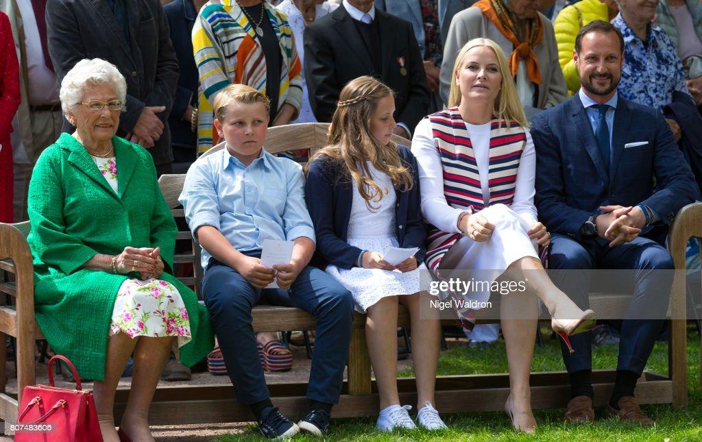 Norwegian Queen 80th Birthday Celebrations