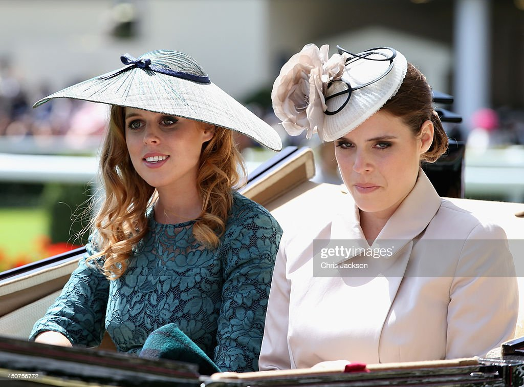 Royal Ascot 2014 Day One Getty Images