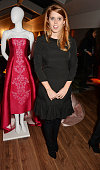 Princess Beatrice of York attend as evening wear label TOUJOURI presents their SS15 collection with an intimate dinner hosted by Amber Le Bon Alice...