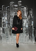 Princess Beatrice of York attend the dinner hosted by Sandra Choi Creative Director of Jimmy Choo to unveil Jimmy Choo's new VICES collection and...