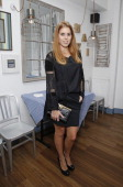 Princess Beatrice of York attends Mazi's Summer Party with guest of honor Eugenie Niarchos Venyx World on June 24 2014 in London England