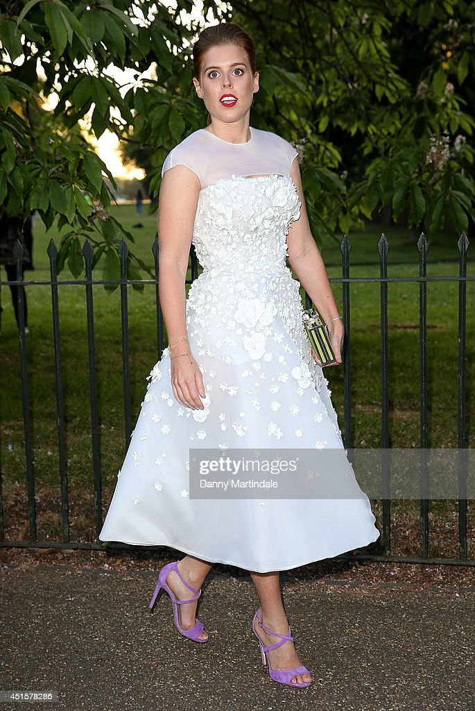 <a gi-track='captionPersonalityLinkClicked' href=/galleries/search?phrase=Princess+Beatrice+of+York&family=editorial&specificpeople=531999 ng-click='$event.stopPropagation()'>Princess Beatrice of York</a> attends the annual Serpentine Galley Summer Party at The Serpentine Gallery on July 1, 2014 in London, England.