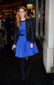 Princess Beatrice of York attends the Karl Lagerfeld flagship store opening at Regent Street on March 13 2014 in London England