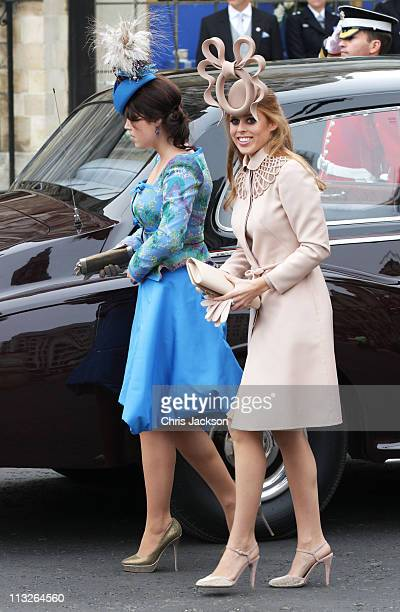 Princess Beatrice Of York Stock Photos And Pictures