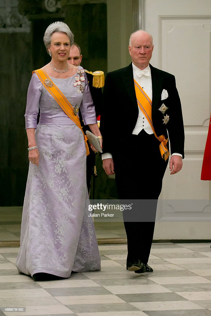 Queen Maxima and King Willem-Alexander of The Netherlands Visit Denmark