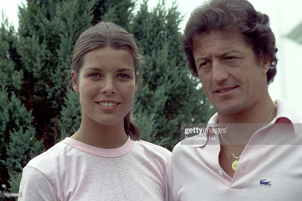 Princess Caroline and Philippe Junot