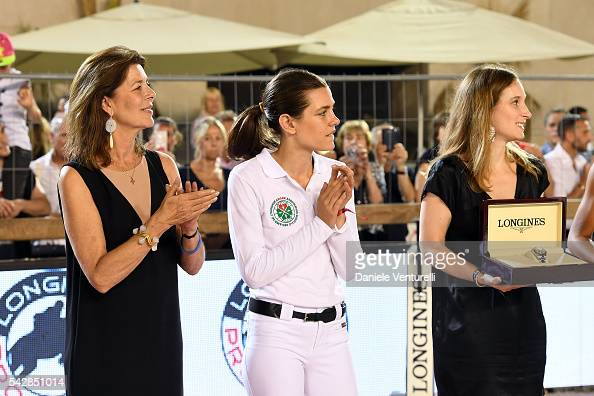 Longines Global Champions Tour of Monaco : Nachrichtenfoto
