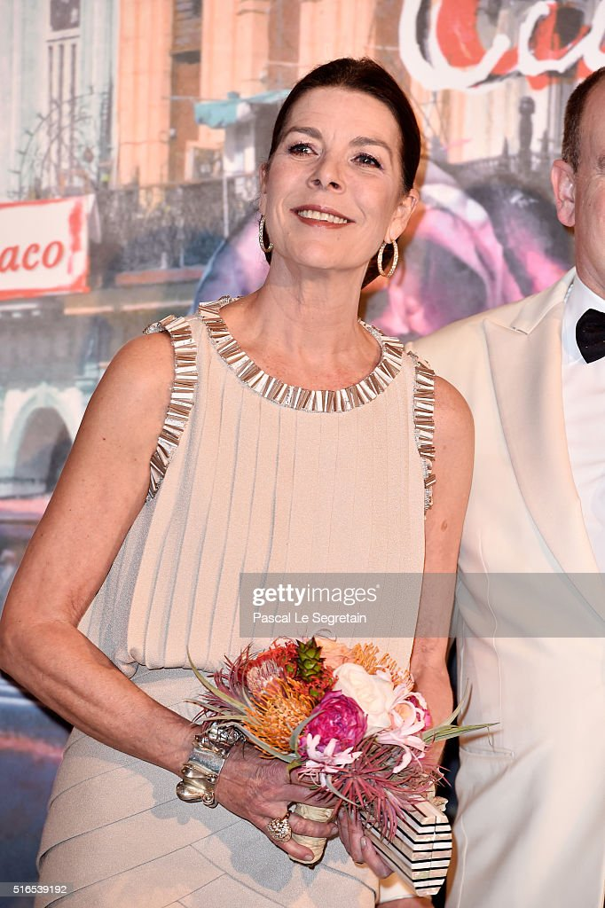 BAILE DE LA ROSA 2016 Princess-caroline-of-hanover-attends-the-62nd-rose-ball-to-benefit-picture-id516539192