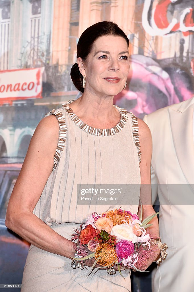 BAILE DE LA ROSA 2016 Princess-caroline-of-hanover-attends-the-62nd-rose-ball-to-benefit-picture-id516539212