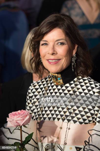 Princess Caroline Of Hanover March 2017 Stock Photos and ...