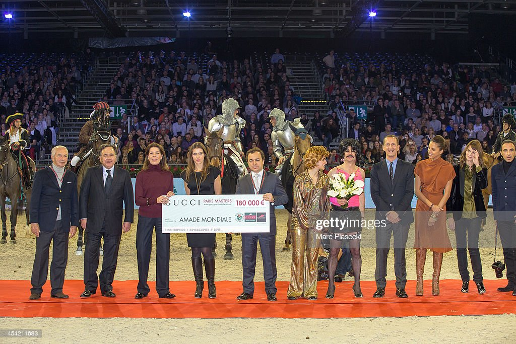 Gucci Paris Masters 2013 - Day 3