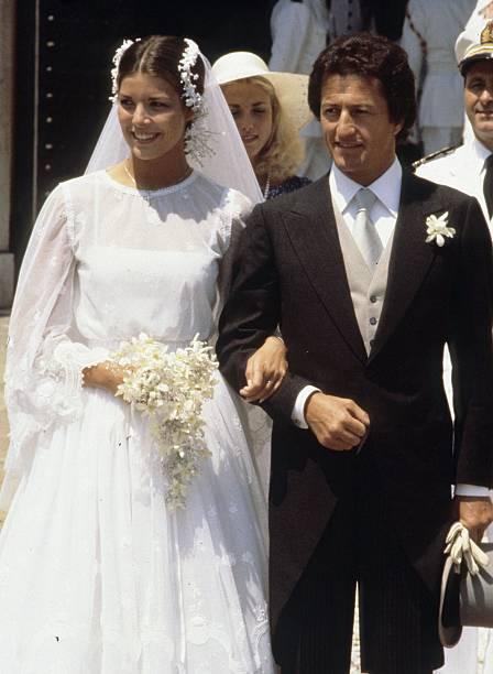 Princess Carolines First Husband: Princess Caroline Of Hanover Turns 50 On January 23 Photos