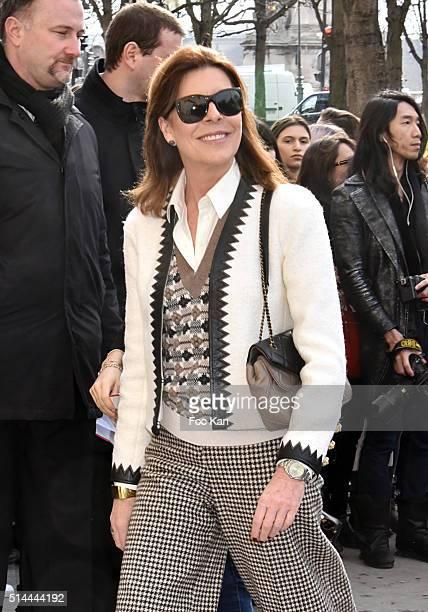 Princess Caroline March 8, 2016 Bilder und Fotos