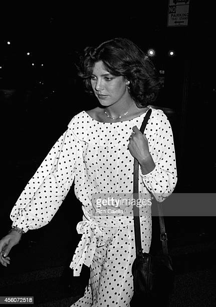 Princess Caroline of Monaco sighted on June 3 1981 at the Regency Hotel in New York City