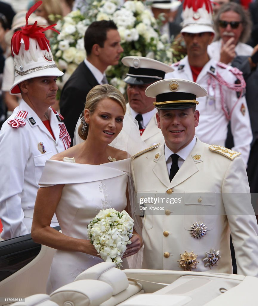 Monaco Royal Wedding - Cortege