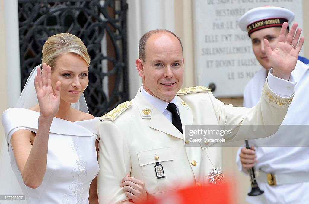 Monaco Royal Wedding - Cortege