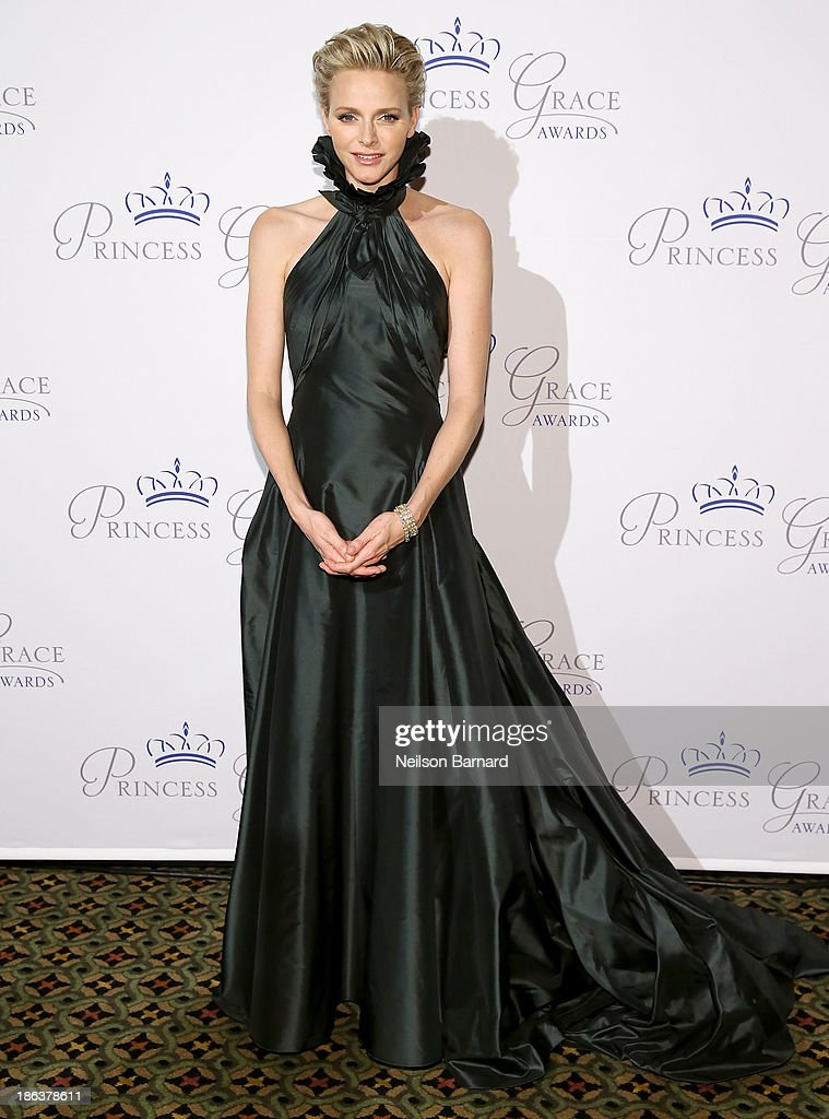 2013 Princess Grace Awards Gala - Inside Arrivals