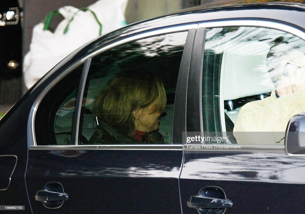 <a gi-track='captionPersonalityLinkClicked' href=/galleries/search?phrase=Princess+Cristina+of+Spain&family=editorial&specificpeople=160232 ng-click='$event.stopPropagation()'>Princess Cristina of Spain</a> is seen on November 22, 2012 in Barcelona, Spain.