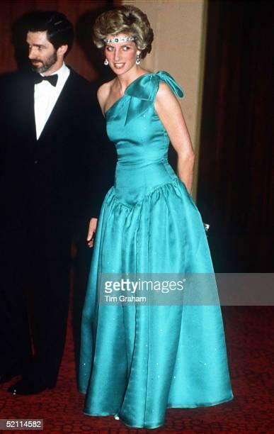 Princess Diana In Melbourne Australia