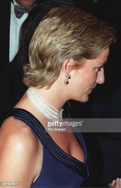 Princess Diana In New York