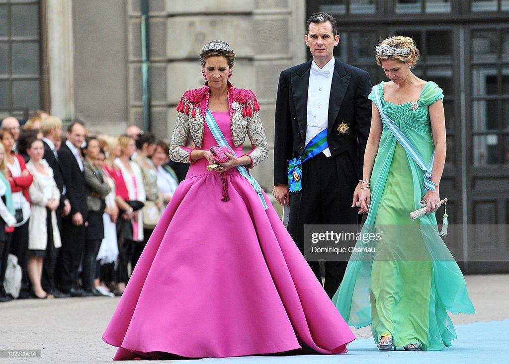 Wedding Of Swedish Crown Princess Victoria & Daniel ...