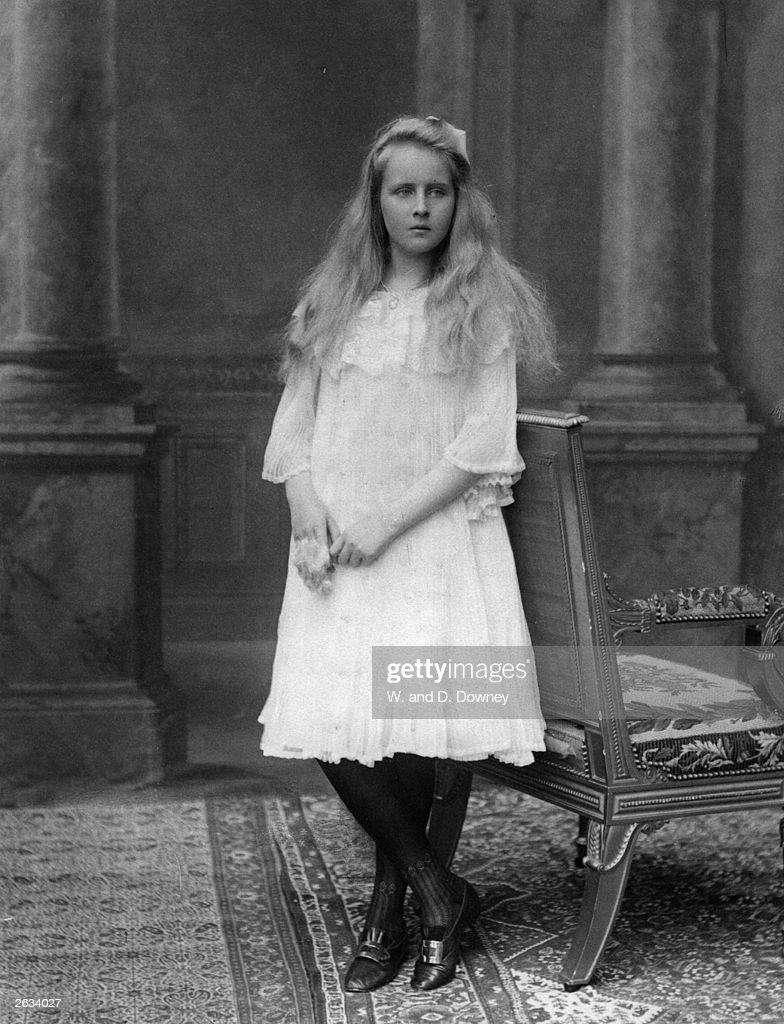 Princess Elisabeth of Romania (1894 - 1956), who married George II, King of the Hellenes in 1921.