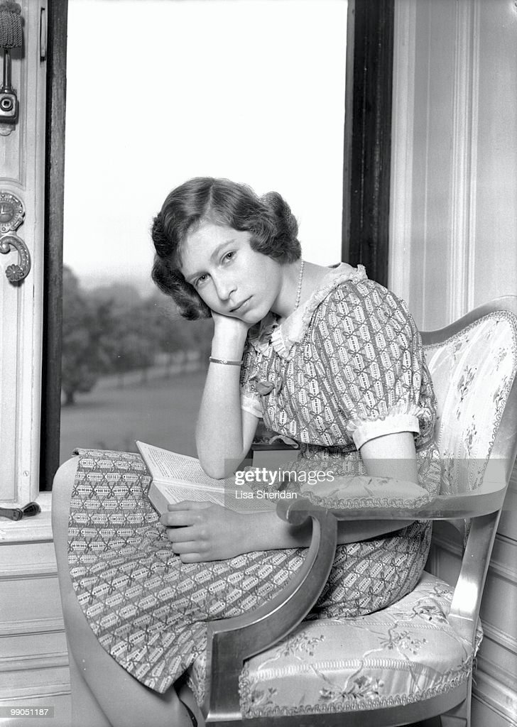 Princess Elizabeth at Windsor Castle Berkshire 22nd June 1940 Photo by Lisa Sheridan/Studio Lisa/Getty Images