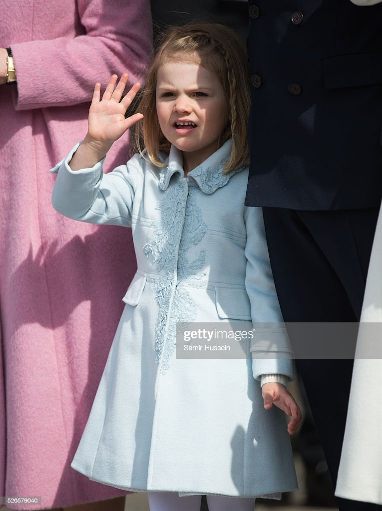 <a gi-track='captionPersonalityLinkClicked' href=/galleries/search?phrase=Princess+Estelle&family=editorial&specificpeople=8948207 ng-click='$event.stopPropagation()'>Princess Estelle</a> of Sweden attends celebrations of the Swedish Armed Forces for the 70th birthday of King Carl Gustaf of Sweden on April 30, 2016 in Stockholm, Sweden.