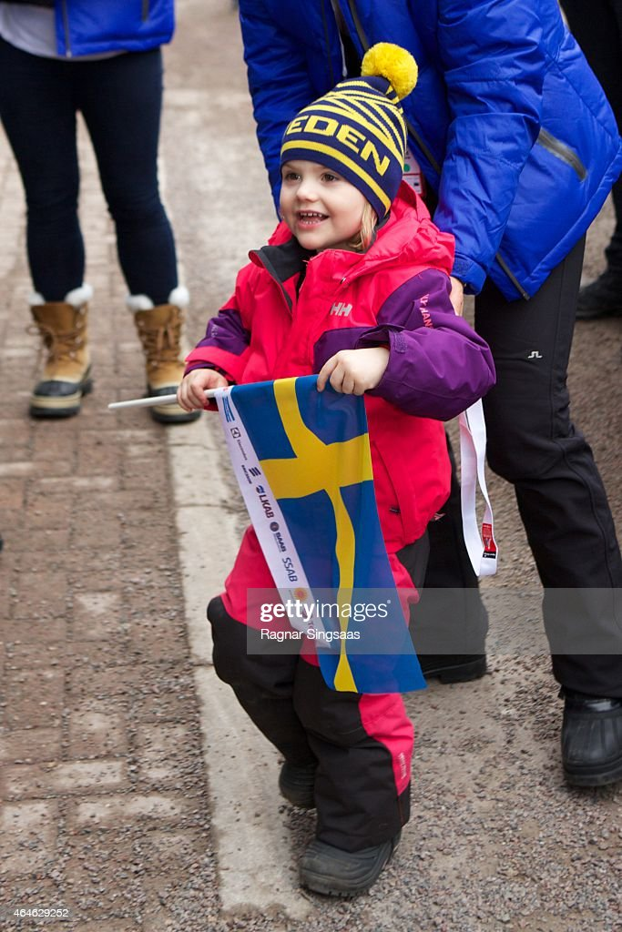 <a gi-track='captionPersonalityLinkClicked' href=/galleries/search?phrase=Princess+Estelle&family=editorial&specificpeople=8948207 ng-click='$event.stopPropagation()'>Princess Estelle</a> of Sweden attends the FIS Nordic World Ski Championships on February 27, 2015 in Falun, Sweden.