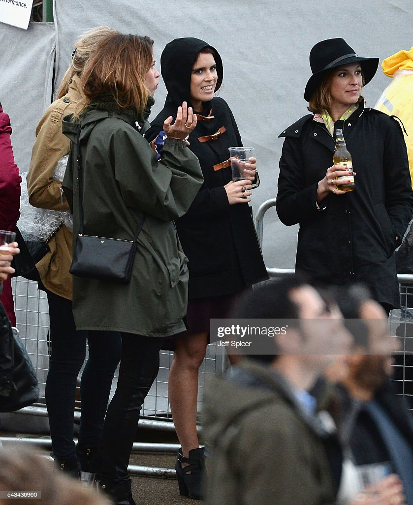 <a gi-track='captionPersonalityLinkClicked' href=/galleries/search?phrase=Princess+Eugenie&family=editorial&specificpeople=160237 ng-click='$event.stopPropagation()'>Princess Eugenie</a> of York attends the Sentebale Concert at Kensington Palace on June 28, 2016 in London, England. Sentebale was founded by Prince Harry and Prince Seeiso of Lesotho over ten years ago. It helps the vulnerable and HIV positive children of Lesotho and Botswana.
