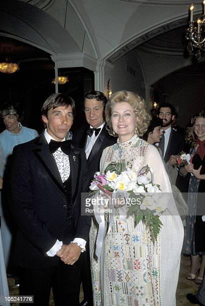Princess Grace of Monaco during Lindbergh Award Dinner at Pierre Hotel in New York City New York United States