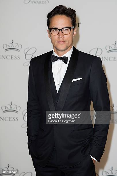 Princess Grace Statue Award Recipient Cary Fukunaga attends the 2015 Princess Grace Awards Gala With Presenting Sponsor Christian Dior Couture at...