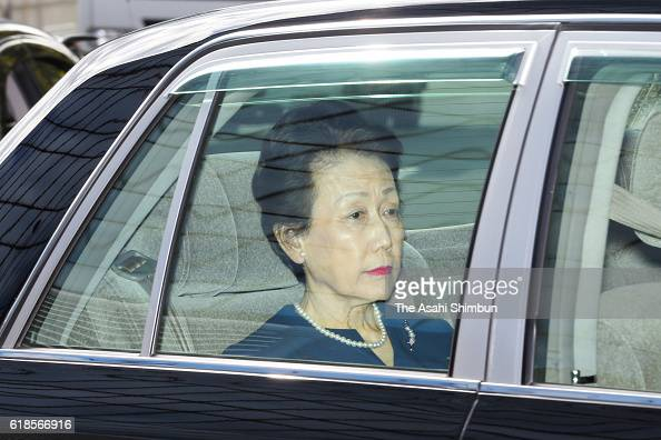 Prince Mikasa Dies : News Photo