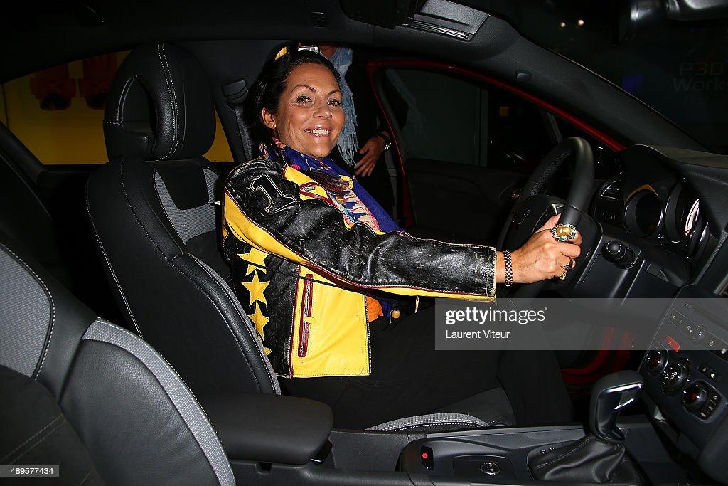 Princess Hermine de Clermont Tonnerre attends the 'Maison Fabre x DS World Paris' At The DS Flagshipstore In Paris on September 22, 2015 in Paris, France.