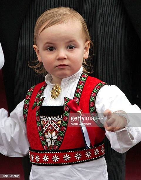 Princess Ingrid Alexandra Attends The Norway National Day Celebrations In Skaugum