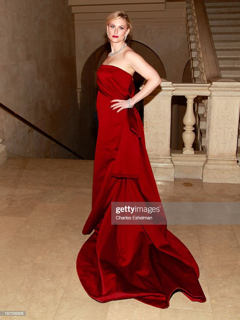 Princess Khaliya Aga Khan attends the 2012 Trophee Des Arts gala at The Plaza Hotel on November 30, 2012 in New York City.