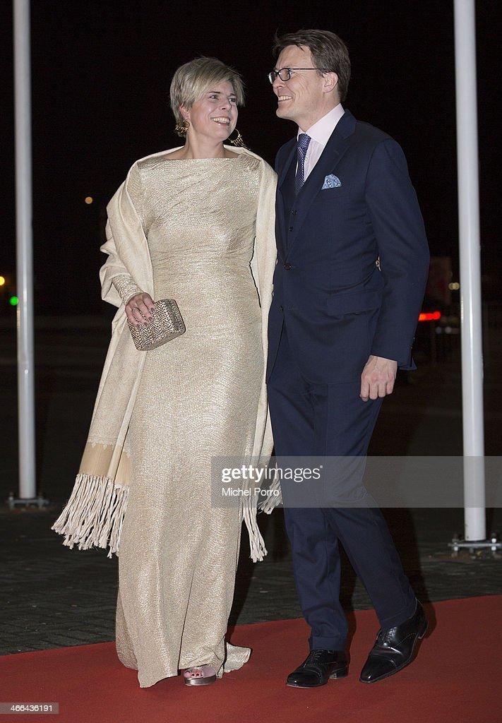 Netherlands Royal Family Attend A Celebration Of Princess Beatrix's Reign