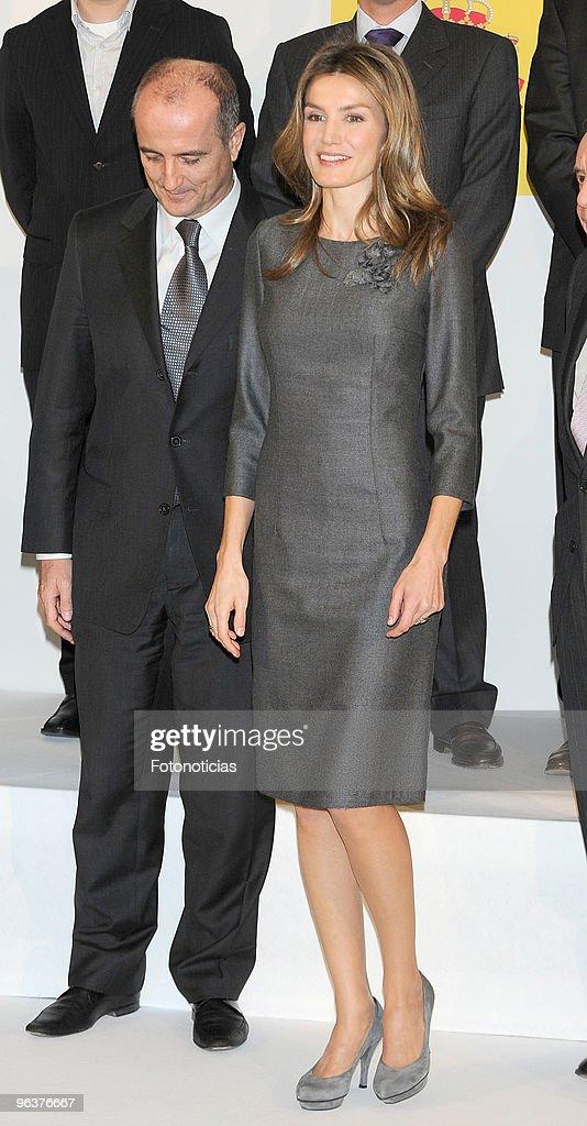 'Principe Felipe a la Excelencia Empresarial' Awards 2010